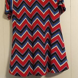 LuLaRoe Dresses - LuLaRoe Dress Multi-Colored